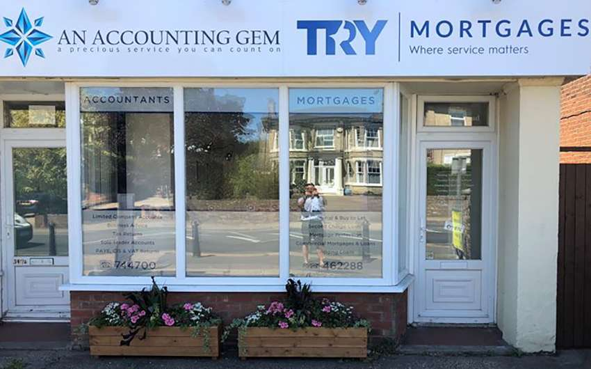Our new second office in Norwich Road, Ipswich