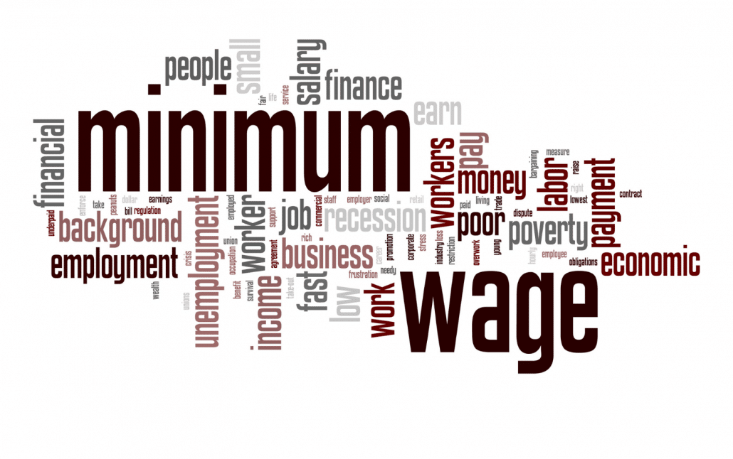 What are the new National Minimum Wage rates?