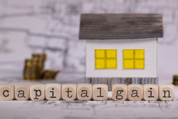 30 days to pay capital gains tax